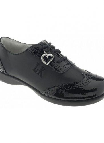 buty dziecięce.serce