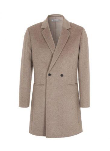 płaszcz męski wełna