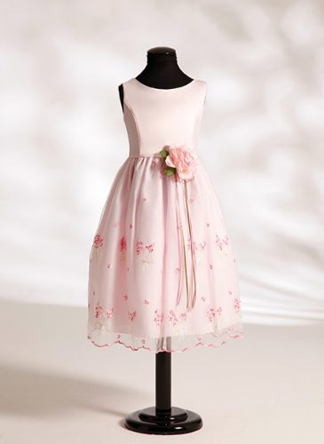 sukienki dla dziewczynek Marki Fashion New York - Francja - Targi Mody (19)
