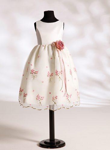 sukienki dla dziewczynek Marki Fashion New York - Francja - Targi Mody (20)