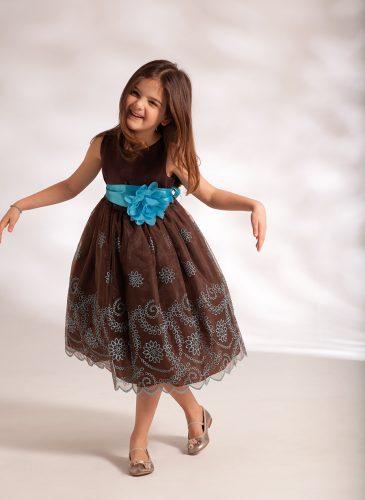 sukienki dla dziewczynek Marki Fashion New York - Francja - Targi Mody (32)