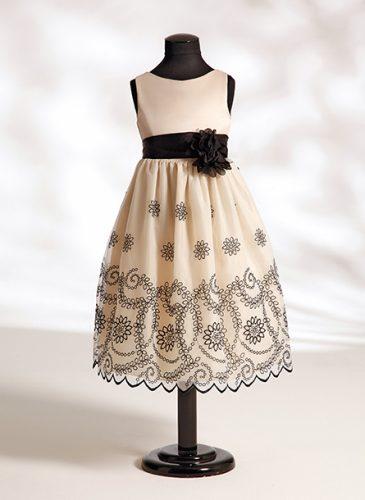 sukienki dla dziewczynek Marki Fashion New York - Francja - Targi Mody (33)