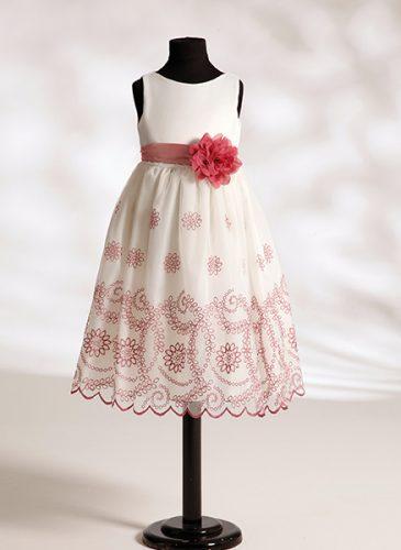 sukienki dla dziewczynek Marki Fashion New York - Francja - Targi Mody (34)