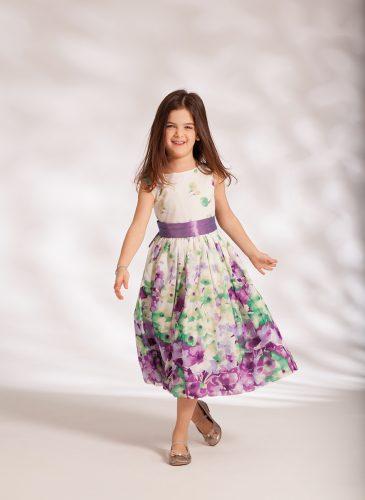 sukienki dla dziewczynek Marki Fashion New York - Francja - Targi Mody (38)