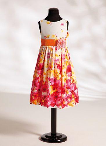 sukienki dla dziewczynek Marki Fashion New York - Francja - Targi Mody (40)