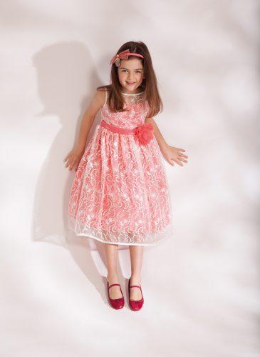 sukienki dla dziewczynek Marki Fashion New York - Francja - Targi Mody (46)