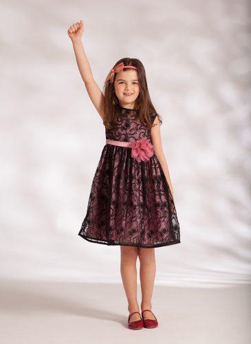 sukienki dla dziewczynek Marki Fashion New York - Francja - Targi Mody (47)