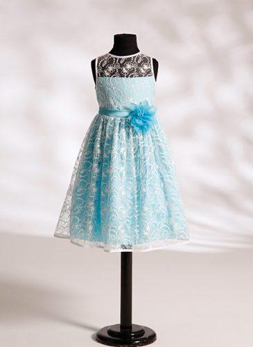 sukienki dla dziewczynek Marki Fashion New York - Francja - Targi Mody (48)