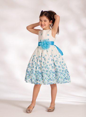 sukienki dla dziewczynek Marki Fashion New York - Francja - Targi Mody (54)