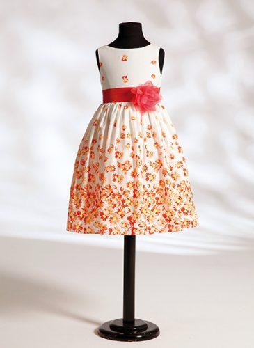 sukienki dla dziewczynek Marki Fashion New York - Francja - Targi Mody (56)