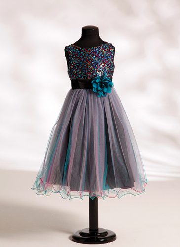 sukienki dla dziewczynek Marki Fashion New York - Francja - Targi Mody (58)
