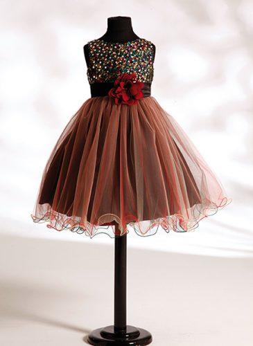 sukienki dla dziewczynek Marki Fashion New York - Francja - Targi Mody (60)