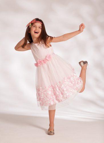 sukienki dla dziewczynek Marki Fashion New York - Francja - Targi Mody (61)