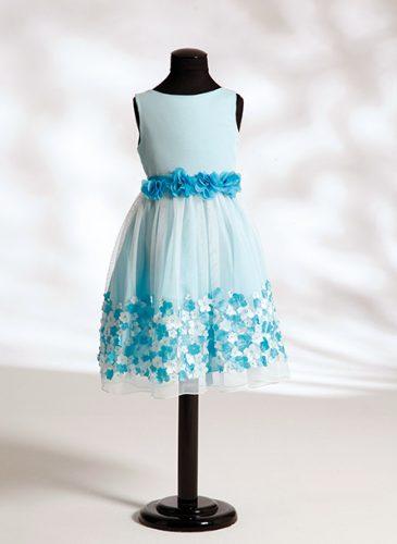 sukienki dla dziewczynek Marki Fashion New York - Francja - Targi Mody (63)