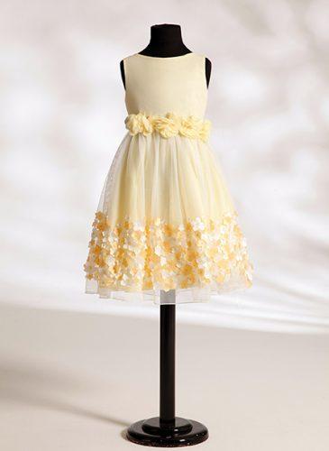 sukienki dla dziewczynek Marki Fashion New York - Francja - Targi Mody (65)