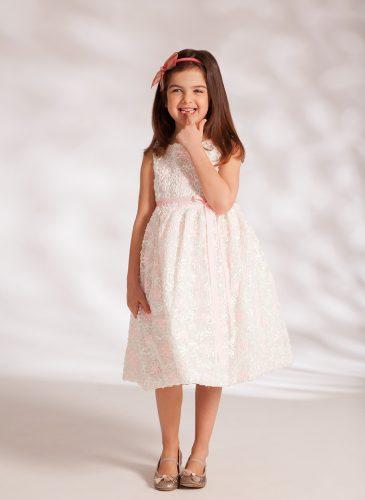 sukienki dla dziewczynek Marki Fashion New York - Francja - Targi Mody (66)