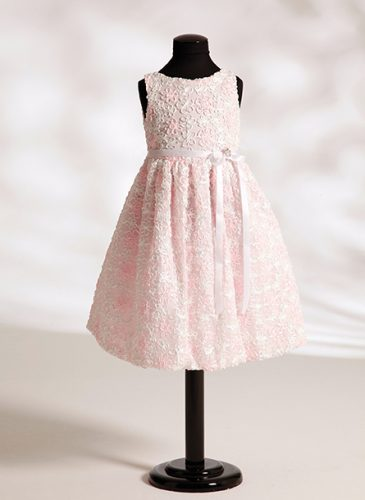 sukienki dla dziewczynek Marki Fashion New York - Francja - Targi Mody (67)