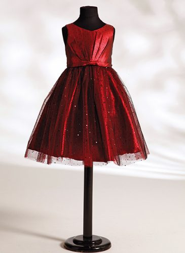 sukienki dla dziewczynek Marki Fashion New York - Francja - Targi Mody (77)