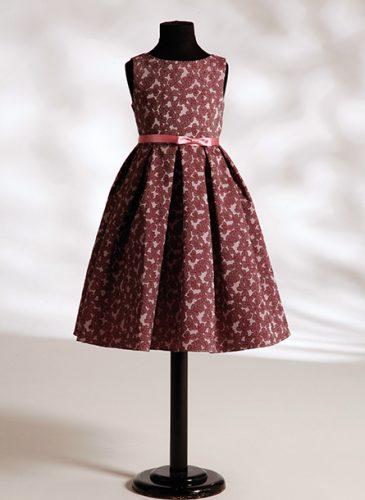 sukienki dla dziewczynek Marki Fashion New York - Francja - Targi Mody (80)