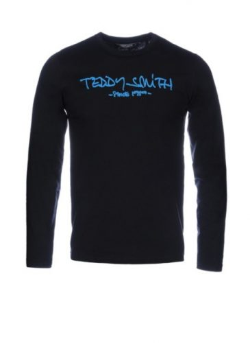 sweter męski logo