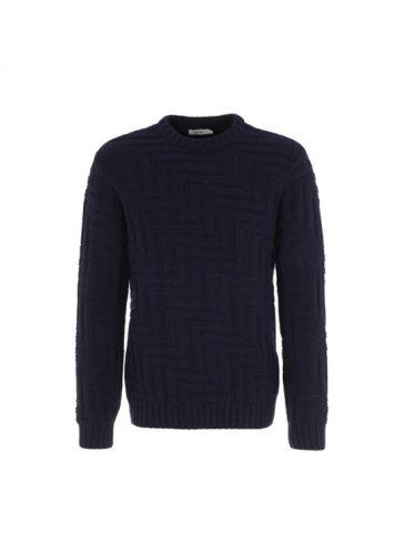sweter męski wzór