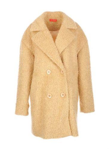 płaszcz damski be