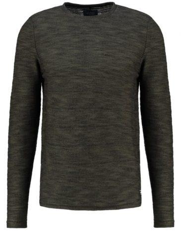 sweter męski graf