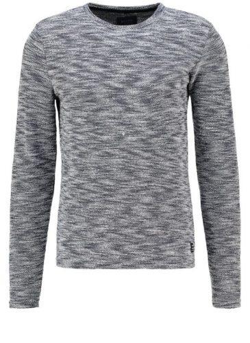 sweter męski melanż sz