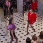 targi mody, trendy, moda damska, Paryż, Saint Laurent