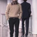Targi Mody, moda męska, Hermes, swetry, płaszcze