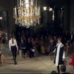 Targi mody Francja Paryż Valentino