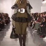 Maison Margiela, pokaz moda damska, jesień zima 2016,trendy