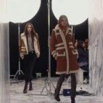 Targi mody,pokaz Carven,sezon jesien zima 2016/2017