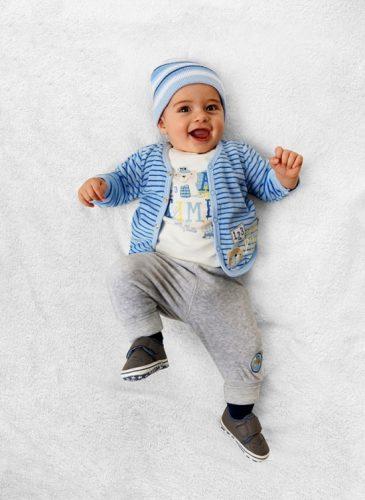 ubranko niemowlęce nieb