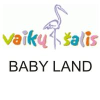 Targi Mody Wilno Litwa: Baby Land Vilnius Listopad 2017