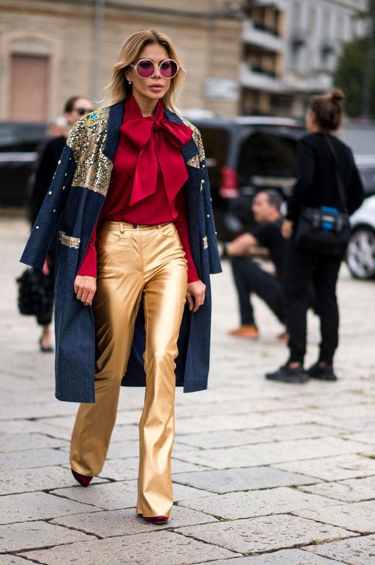 Targi Mody Mediolan, Targi Mody Włochy, Targi Mody Płaszcze