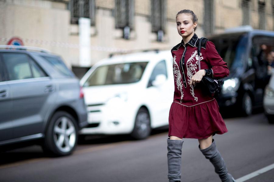 Targi Mody Włochy, Targi Mody Mediolan, Targi Mody Sukienki