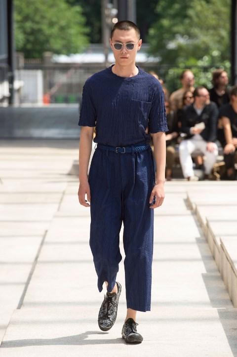 ec3310e742cf0 Fashion Week Paryż – Moda Męska – Wiosna Lato 2017 cz.1 | Targi Mody ...