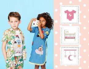 Kids &#038; Baby <br/> Odzież i Akcesoria