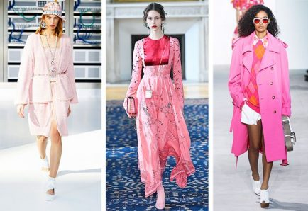 36cf598a4c Róż – Trend Nr 1 Wiosna Lato 2017 – Moda Damska
