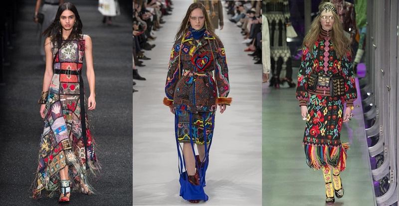 moda damska trendy jesie zima 2017 targi mody on line fashion