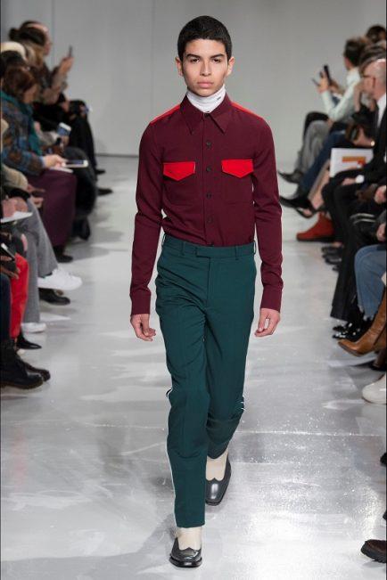 e4e725ae1f Zimowe Look i dla mężczyzn by Calvin Klein – Trendy Jesień Zima 2017 – Moda  Męska