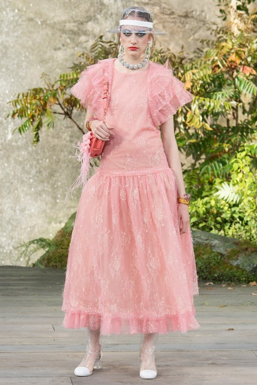 Chanel Trendy Mody Wiosna Lato 2018 Damskiej Cz 4